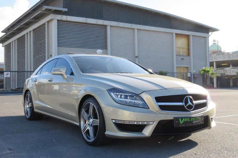 used mercedes benz cls class cls 63 amg for sale in western cape id 1581562. Black Bedroom Furniture Sets. Home Design Ideas