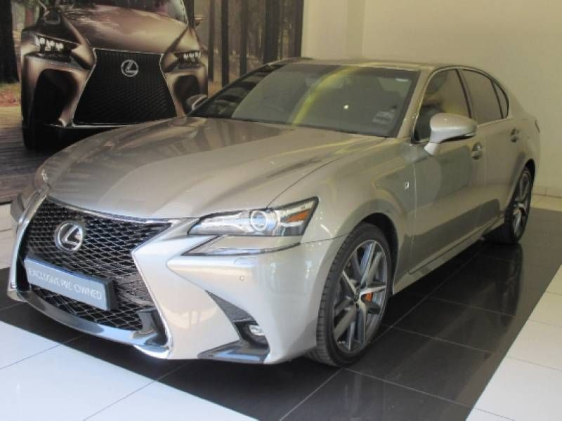 used lexus gs 350 f sport for sale in gauteng id 1581748. Black Bedroom Furniture Sets. Home Design Ideas