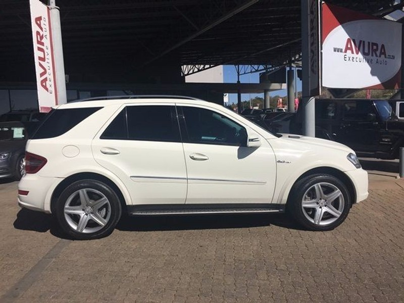 Used mercedes benz m class ml 63 amg for sale in north for 2010 mercedes benz m class for sale