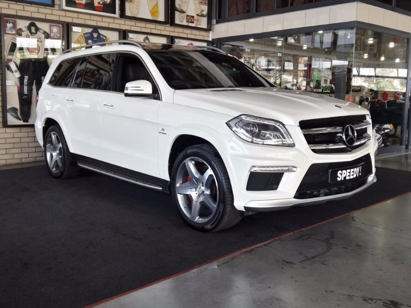 Used mercedes benz gl class 63 amg p pack for sale in for Used 2014 mercedes benz gl550 for sale