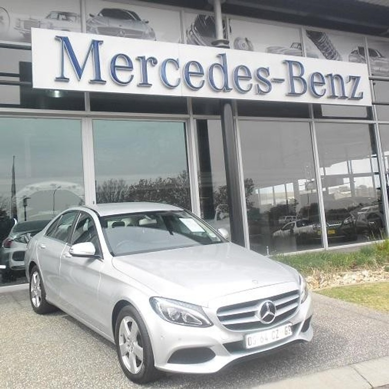 Used Mercedes-Benz C-Class C220 Bluetec For Sale In