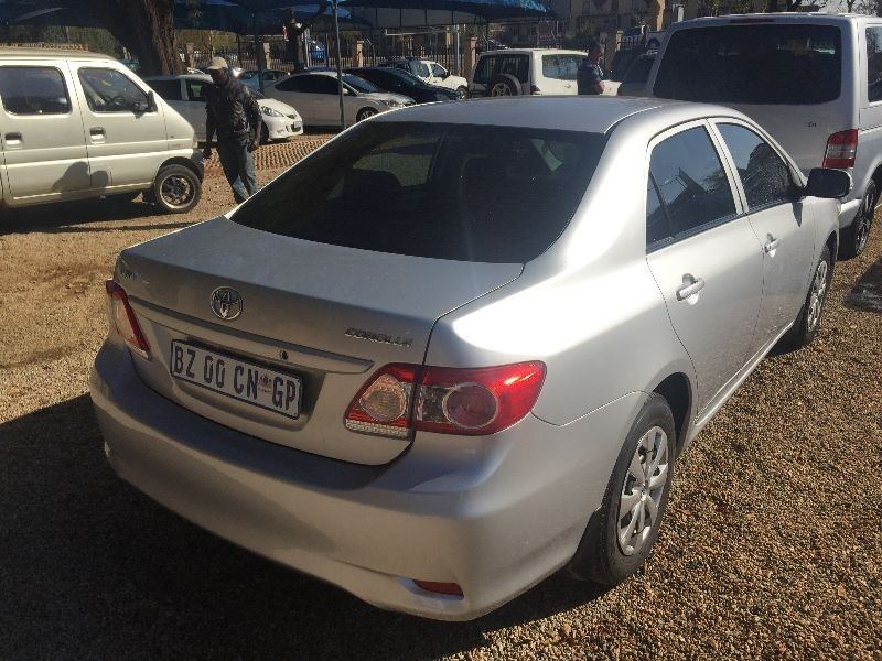 Used Toyota Corolla 1 3 Professional For Sale In Gauteng