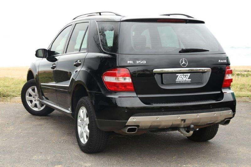 Used mercedes benz m class ml350 7g tronic for sale in for 2008 mercedes benz m class ml350