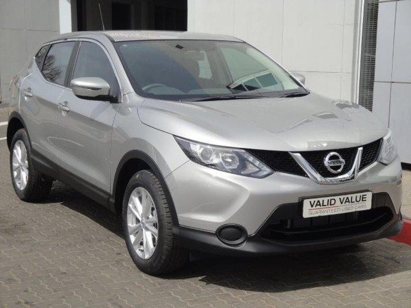 used nissan qashqai 1 2t visia for sale in gauteng cars. Black Bedroom Furniture Sets. Home Design Ideas