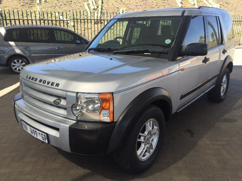 used land rover discovery 3 td v6 se a t for sale in gauteng id 1583128. Black Bedroom Furniture Sets. Home Design Ideas