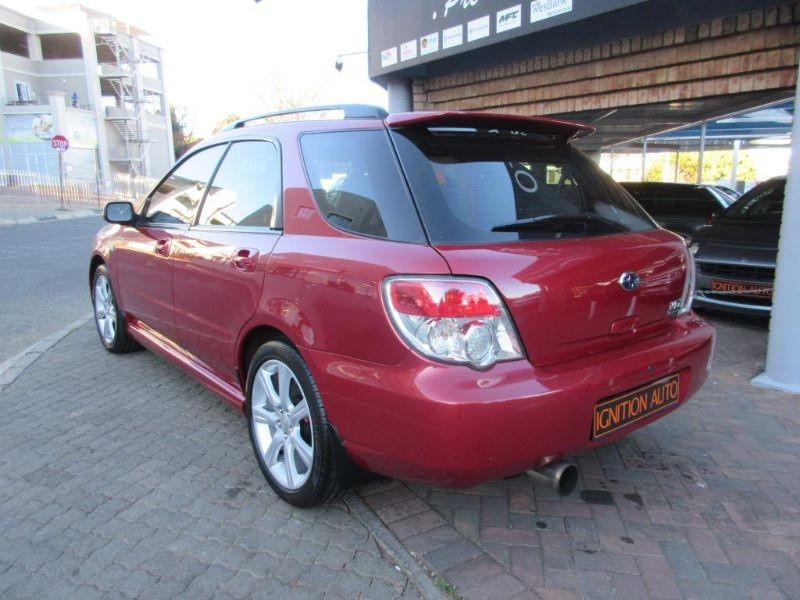 used subaru impreza 2 5 wrx wagon for sale in gauteng id 1583351. Black Bedroom Furniture Sets. Home Design Ideas