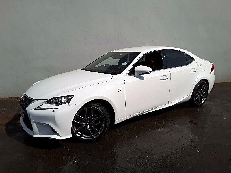 used lexus is 350 f sport for sale in gauteng id 1583465. Black Bedroom Furniture Sets. Home Design Ideas