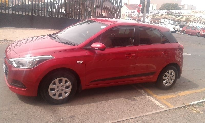 Used Hyundai I20 1 2 Motion For Sale In Gauteng