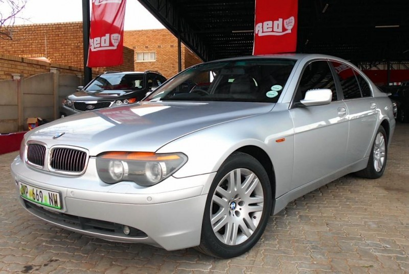 used bmw 7 series 745i e65 for sale in north west province id 1583552. Black Bedroom Furniture Sets. Home Design Ideas