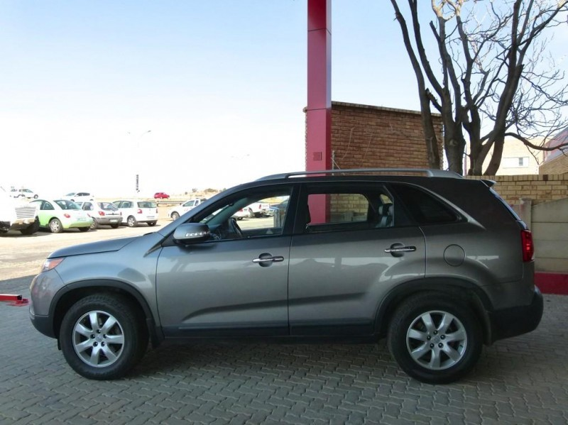 used kia sorento 3 5 a t for sale in north west province id 1583581. Black Bedroom Furniture Sets. Home Design Ideas