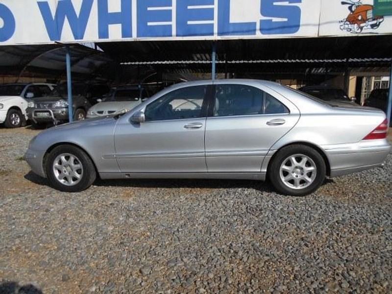 Used mercedes benz s class s 500 for sale in north west for Mercedes benz s 500 for sale used