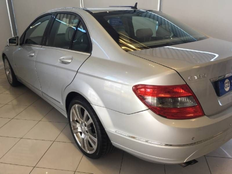 Used mercedes benz c class c180k be avantgarde a t for for Mercedes benz c service cost