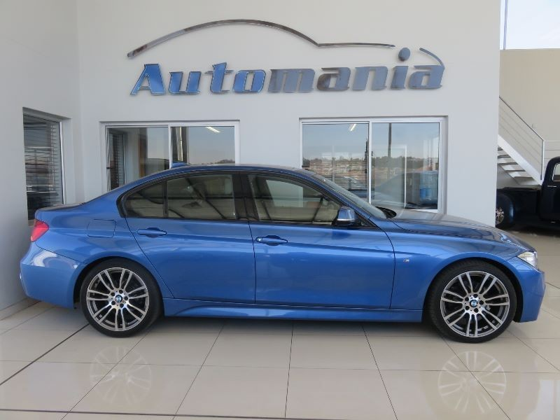 used bmw 3 series bmw 320d m sport auto 66000km 2014 for sale in gauteng id 1584291. Black Bedroom Furniture Sets. Home Design Ideas