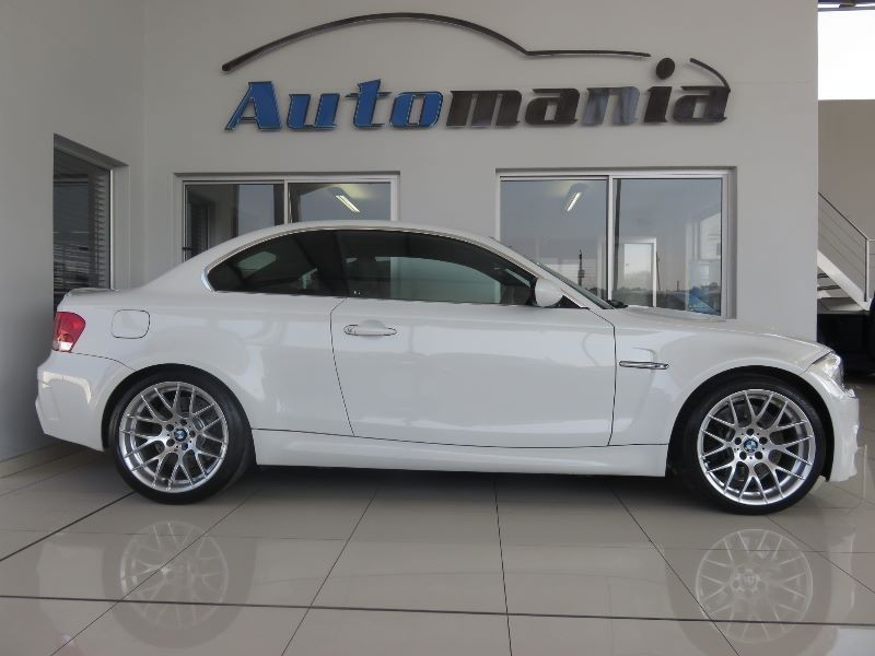 used bmw m1 bmw 1m coupe manual 34000km 2011 for sale in gauteng