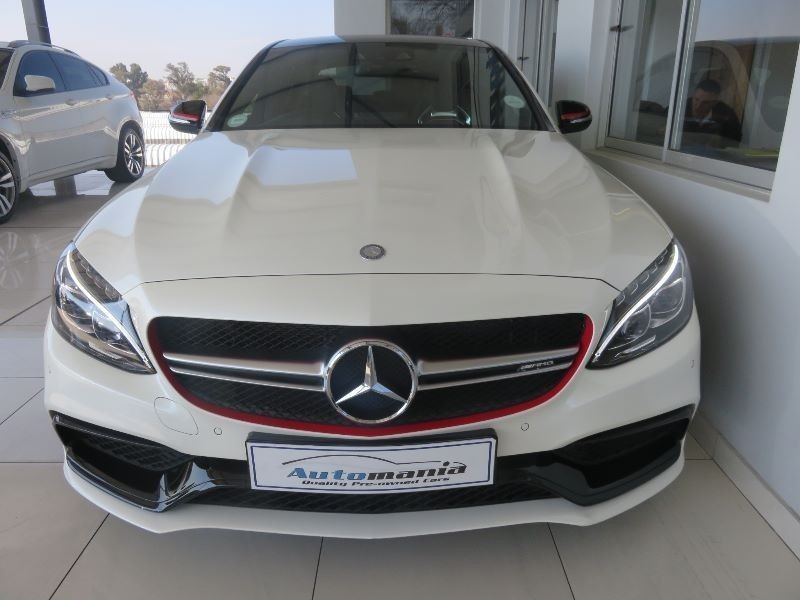 Used mercedes benz c class mercedes benz c63s edition 1 v8 for Mercedes benz c63s