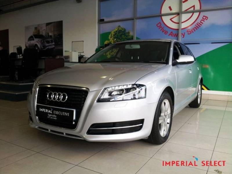 Used Audi A3 Sprtback 1 6 Tdi Attr Stron For Sale In