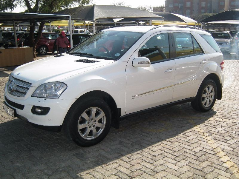 used mercedes benz m class ml 320 cdi a t for sale in gauteng id 1584763. Black Bedroom Furniture Sets. Home Design Ideas