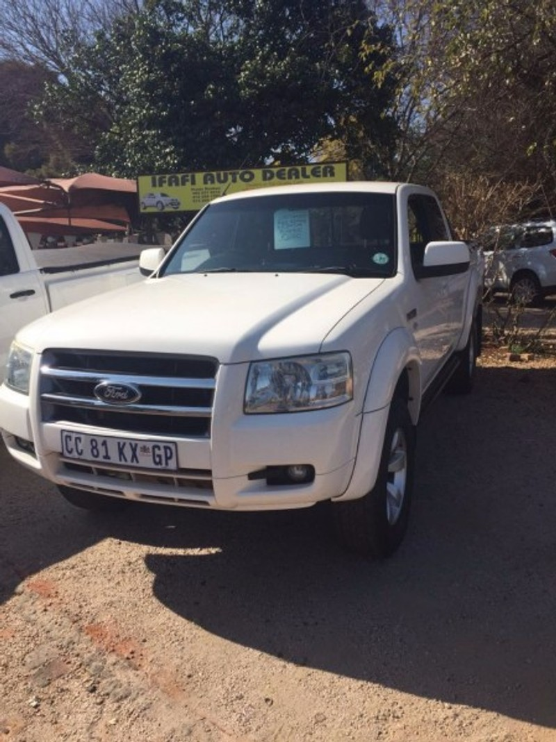 used ford ranger 4000 super cab xlt 4x2 p u s c for sale in north west province id. Black Bedroom Furniture Sets. Home Design Ideas