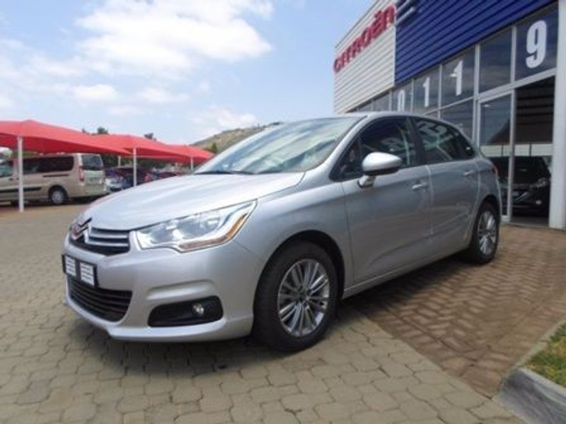 used citroen c4 c4 1 6 vti 120 manual seduction for sale in gauteng id 1585383. Black Bedroom Furniture Sets. Home Design Ideas