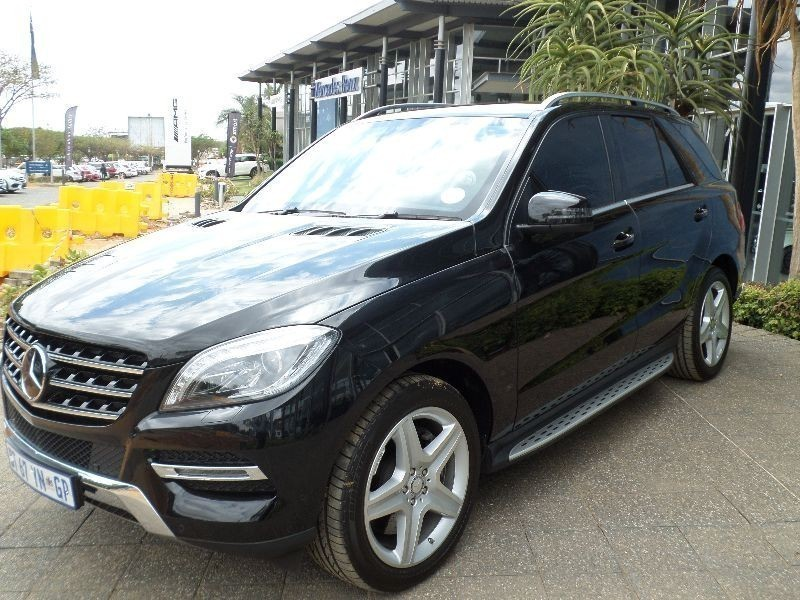 Used mercedes benz m class ml500 be for sale in gauteng for Mercedes benz ml500 for sale