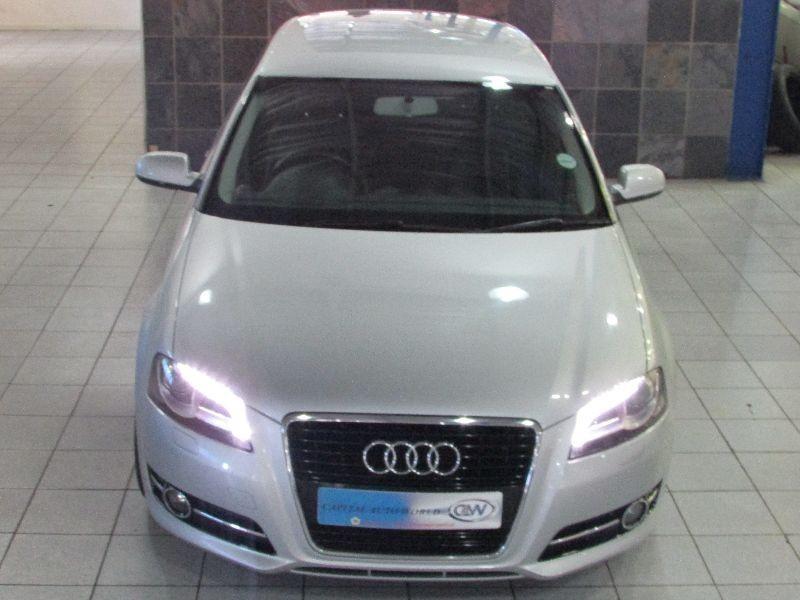 Audi Buyback Calculator >> Used Audi A3 1.8 T for sale in Gauteng - Cars.co.za (ID:1585498)