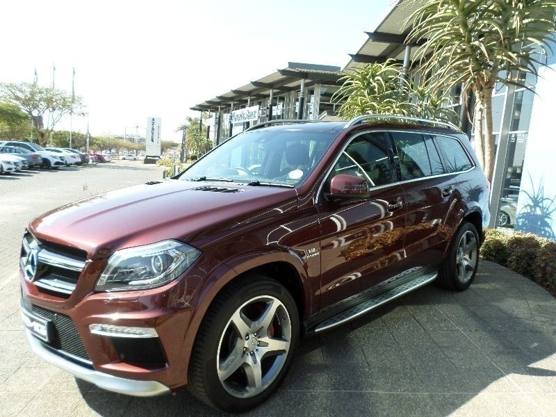 Used mercedes benz gl class 63 amg for sale in gauteng for Mercedes benz gl amg for sale