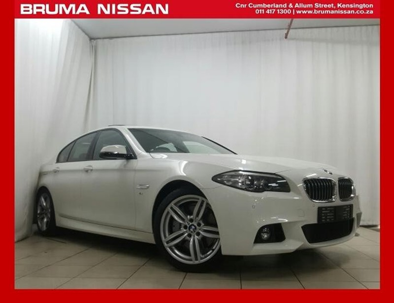 used bmw 5 series 535i m sport auto for sale in gauteng id 1585601. Black Bedroom Furniture Sets. Home Design Ideas