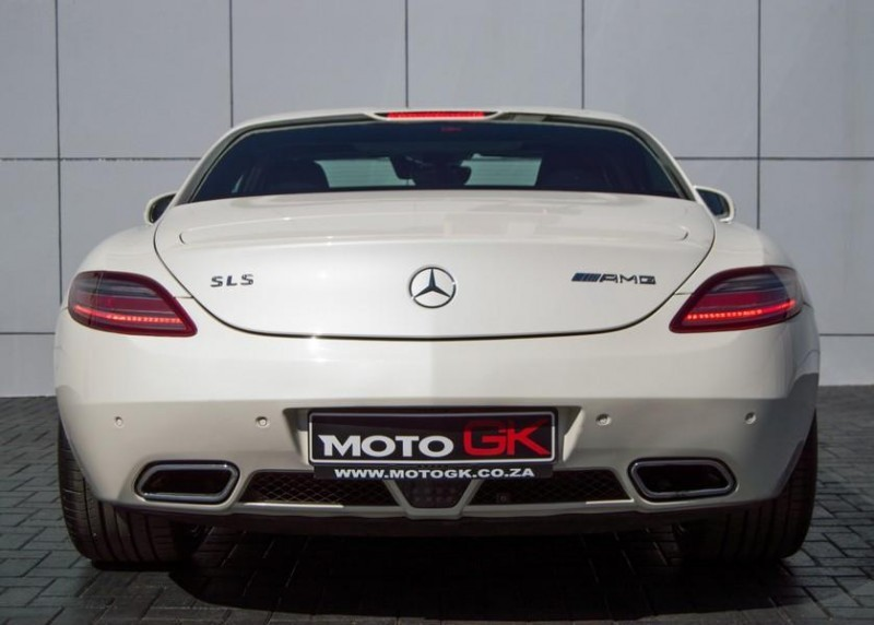 Used mercedes benz sls class sls amg for sale in north for Used mercedes benz sls amg for sale