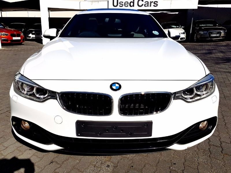 used bmw 4 series 428i gran coupe 180kw for sale in western cape id 1585857. Black Bedroom Furniture Sets. Home Design Ideas