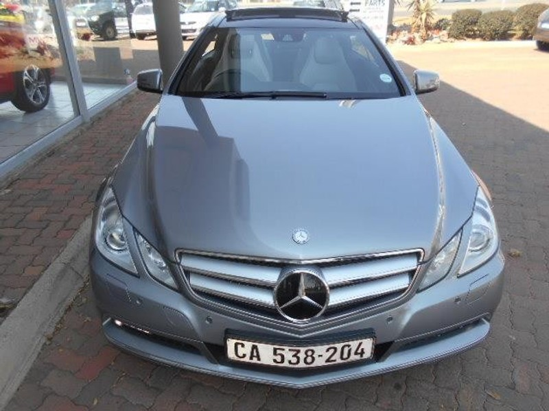 Used Mercedes Benz E Class E 500 Coupe For Sale In Gauteng
