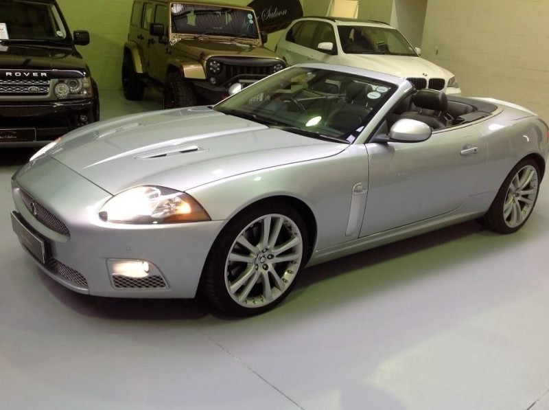 used jaguar xk xkr convertible for sale in western cape id 1586498. Black Bedroom Furniture Sets. Home Design Ideas