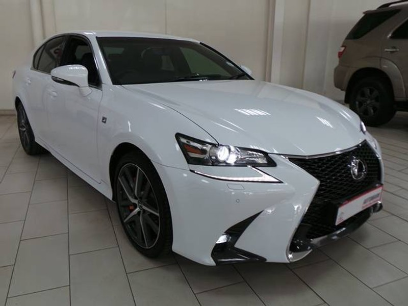 used lexus gs 350 f sport for sale in gauteng id 1586571. Black Bedroom Furniture Sets. Home Design Ideas