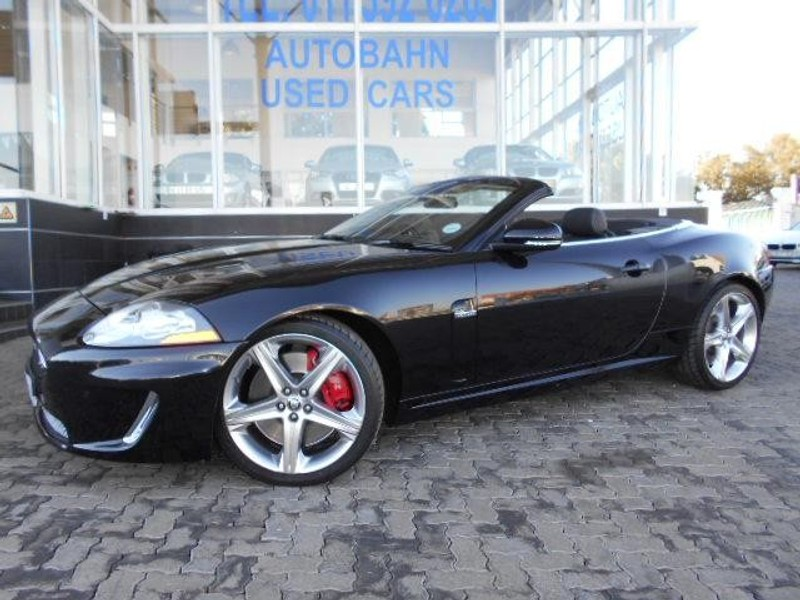 used jaguar xk xkr 5 0 convertible for sale in gauteng. Black Bedroom Furniture Sets. Home Design Ideas