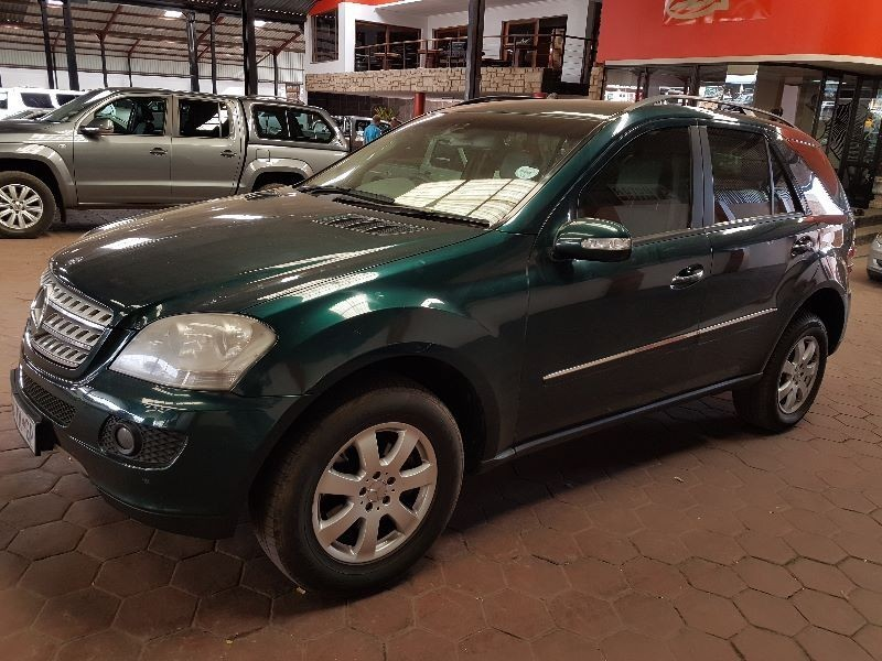 Used mercedes benz m class ml 350 a t for sale in gauteng for 2006 mercedes benz ml350 for sale