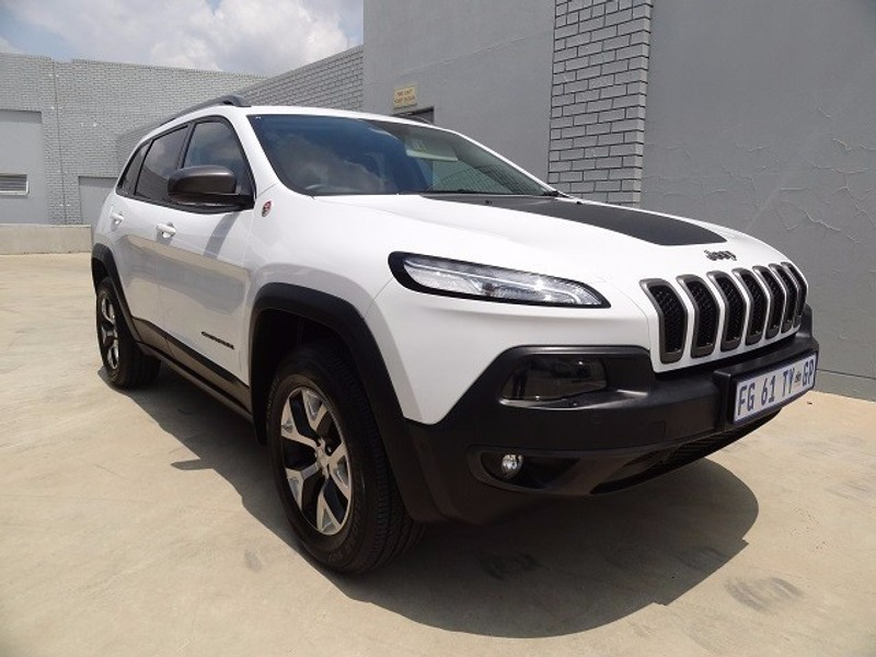 used jeep cherokee 3 2 trailhawk auto for sale in gauteng. Black Bedroom Furniture Sets. Home Design Ideas