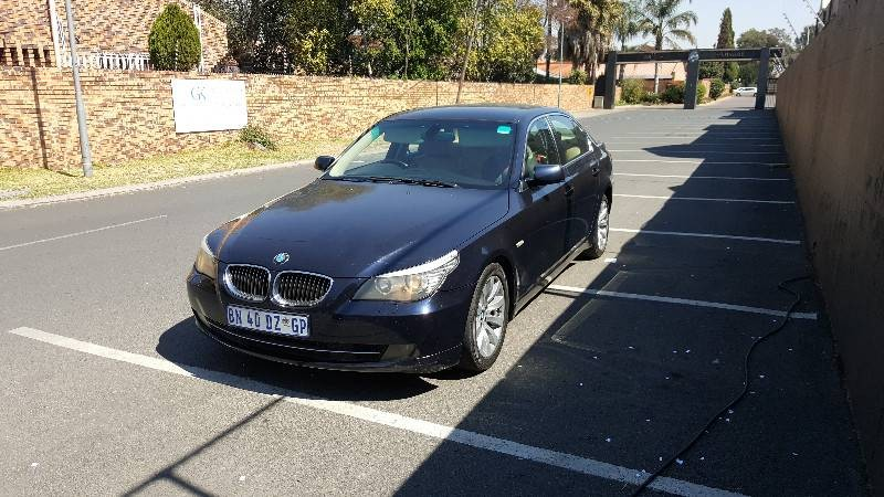 used bmw 5 series 523i exclusive a t e60 for sale in. Black Bedroom Furniture Sets. Home Design Ideas