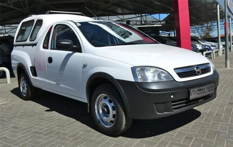Used Opel Corsa Utility 1 4 Club P U S C For Sale In North