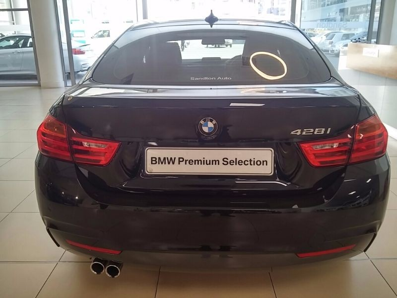 used bmw 4 series 428i gran coupe m sport auto for sale in gauteng id 1587731. Black Bedroom Furniture Sets. Home Design Ideas