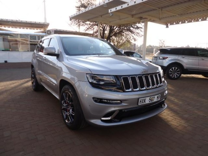 used jeep grand cherokee srt8 for sale in gauteng id 1587796. Black Bedroom Furniture Sets. Home Design Ideas