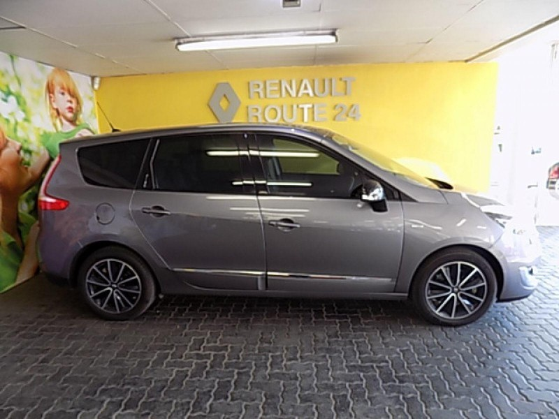 used renault grand scenic iii 2 0 dci bose ltd ed for sale in gauteng id 1588385. Black Bedroom Furniture Sets. Home Design Ideas