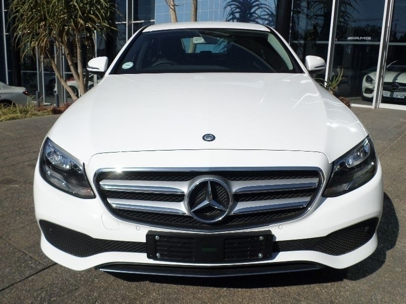 Used mercedes benz e class e 220d avantgarde for sale in for Mercedes benz 220d for sale