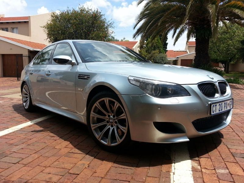 used bmw m5 smg e60 for sale in gauteng id 1588880. Black Bedroom Furniture Sets. Home Design Ideas