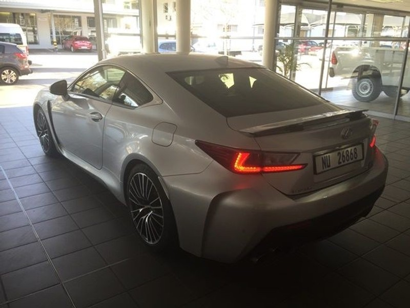 used lexus rc f rc f 5 0 v8 for sale in gauteng id 1589302. Black Bedroom Furniture Sets. Home Design Ideas