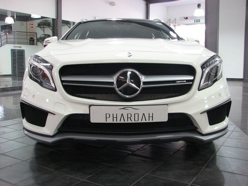 used mercedes benz gla class 45 amg for sale in gauteng id 1589404. Black Bedroom Furniture Sets. Home Design Ideas