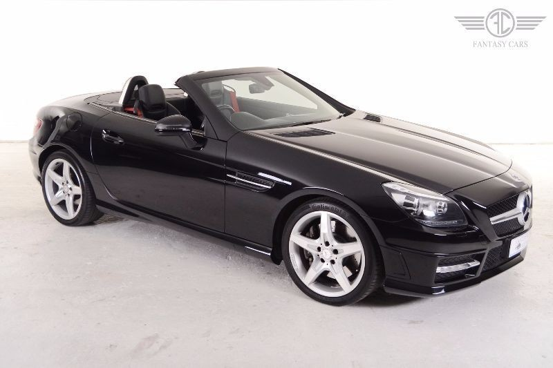 used mercedes benz slk class 350 roadster amg line for sale in western cape id. Black Bedroom Furniture Sets. Home Design Ideas