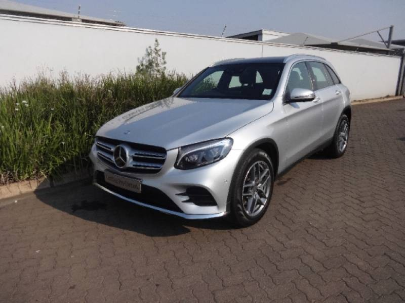 Used mercedes benz glc 220d amg for sale in kwazulu natal for Mercedes benz 220d for sale