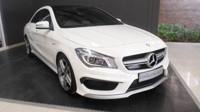 Used mercedes benz cla class cla45 amg for sale in for Mercedes benz cla45 amg for sale