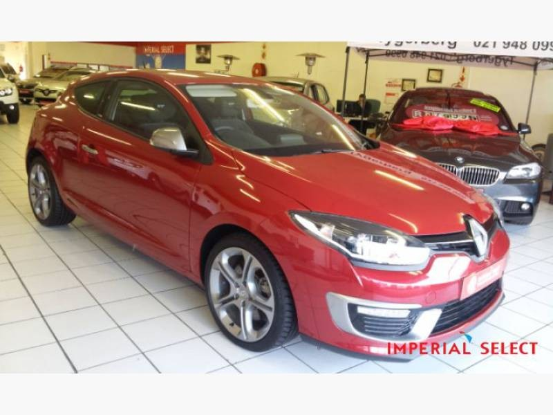 used renault megane iii 1 2t gt line 5 door for sale in western cape id 1590330. Black Bedroom Furniture Sets. Home Design Ideas