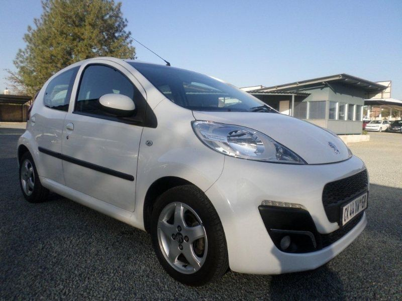 used peugeot 107 trendy for sale in gauteng id 1590516. Black Bedroom Furniture Sets. Home Design Ideas