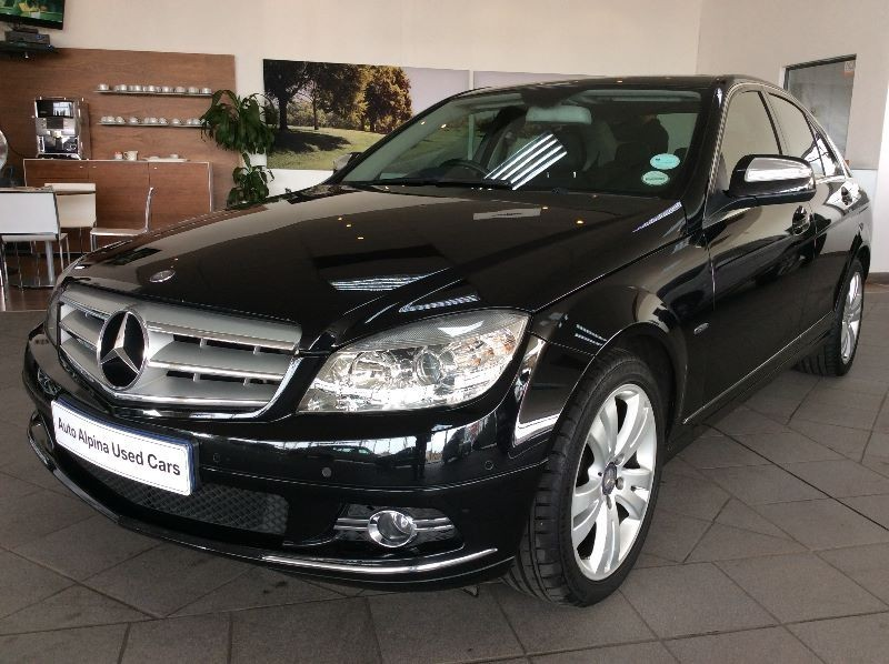 Used mercedes benz c class 2008 mercedes benz c200k for Mercedes benz c class 2008 for sale